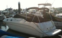 2001 SEA RAY 260 Sundancer Gymea INTL