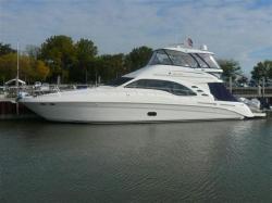 2007 SEA RAY 58 Sedan Bridge Miami FL