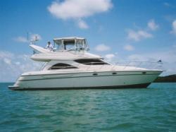 1998 MAXUM 4600 SCB Delray Beach FL
