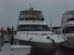 2002 SEA RAY 480 Sedan Bridge Port Clinton OH