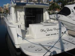 2001 SEA RAY 480 Sedan Bridge Fort Myers FL