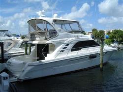 1999 SEA RAY 560 Sedan Bridge North Miami FL