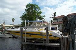 2000 DONZI ZF Pompano Beach FL
