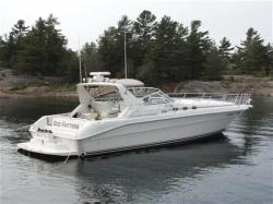 1995 SEA RAY 400 Express Cruiser Traverse City MI