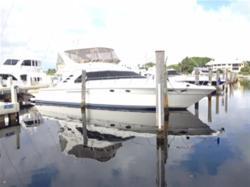 2000 SEA RAY 560 Sedan Bridge Delray Beach FL
