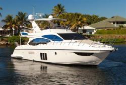 2012 AZIMUT 53 Flybridge Boca Raton FL