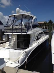 2006 SEA RAY 52 Sedan Bridge Fort Lauderdale FL