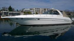 2000 SEA RAY 460 Sundancer St. Clair Shores MI