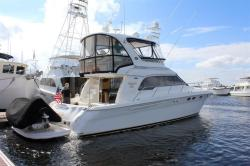 2003 SEA RAY 480 Sedan Bridge Palm Beach FL