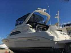 2003 SEA RAY 450 Express Bridge Shelter Island NY