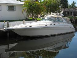 1995 SEA RAY 450 Sundancer Boca Raton FL