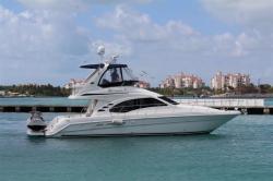 2005 SEA RAY 440 Sedan Bridge Miami Beach FL