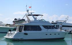 1999 CARVER 530 Voyager Fort Lauderdale FL