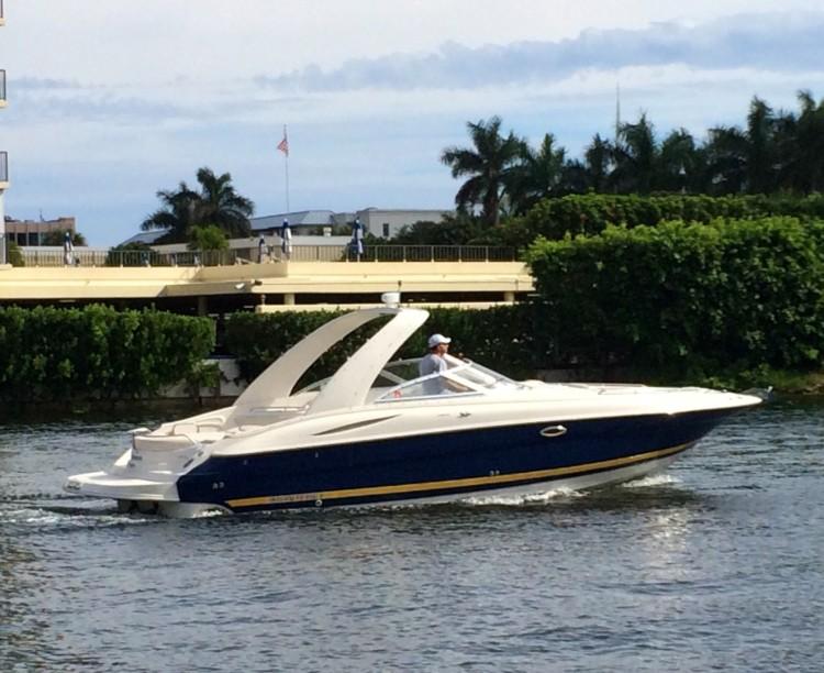 2002 Monterey Boats 298SS Super Sport Delray Beach FL For Sale 33483