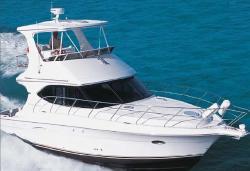 2005 Silverton Marine 38 Convertible Delray Beach FL