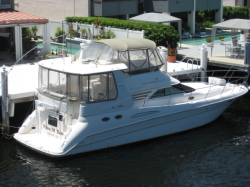 1996 Sea Ray Boats 420 Aft Cabin Delray Beach FL