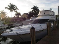 2001 Sea Ray Boats 480 Sedan Bridge Delray Beach FL