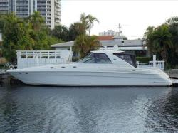 2002 Sea Ray Boats 580 Super Sun Sport Delray Beach FL