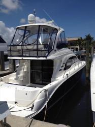 2006 Sea Ray Boats 52 Sedan Bridge Delray Beach FL