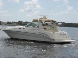 2000 Sea Ray Boats 410 Sundancer Delray Beach FL