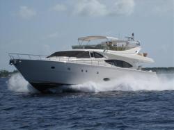 2005  760 Ferretti Delray Beach FL