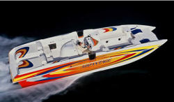 2014 - Advantage Boats - 34- Party Cat TRX