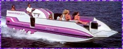 2015 - Advantage Boats - 26- Party Cat LX