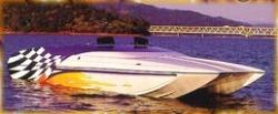 2015 - Advantage Boats - 28- Sport Cat