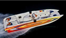 2015 - Advantage Boats - 34- Party Cat TRX