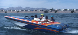 2017 - Advantage Boats - 21- SR