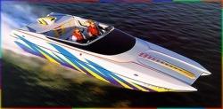 2017 - Advantage Boats - 28- Sport Cat