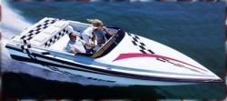 Advantage Boats 21- SR High Performance Boat