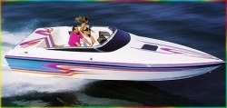 Advantage Boats 25- Citation High Performance Boat