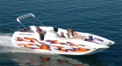 Advantage Boats 27- Party Cat ZX High Performance Boat