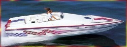 Advantage Boats 32 Victory BR High Performance Boat