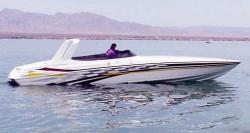 Advantage Boats 40- Poker Run High Performance Boat