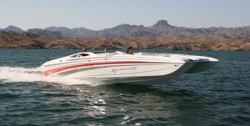 Advantage Boats 29 X Flight High Performance Boat
