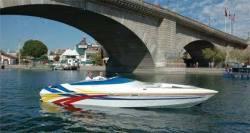 2008- Advantage Boats - 27 Victory BR