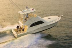 2100 - Albemarle Boats - 410 Convertible