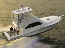 2017 - Albemarle Boats - 41 Convertible