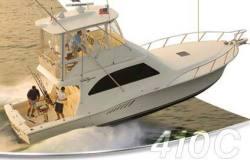 Albemarle Boats 410 Convertible Fishing Boat