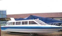 2014 - Allmand - 2800 Water Taxi