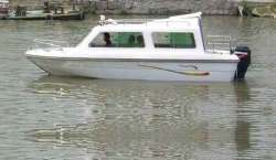 2014 - Allmand - 21 Mini Cabin Water Taxi
