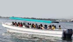2014 - Allmand - 30 Passenger