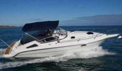 2015 - Allmand - Sport 800 Cruiser