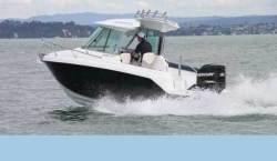 2014 - Allmand - 600 Hardtop Fisherman