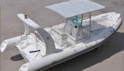 2014 - Allmand - 23 Rigid Inflatable