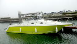 2014 - Allmand - 30 Offshore Cabin