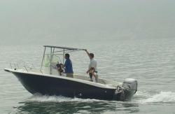 2009 - Allmand - 21 New Open Fisherman Center Console