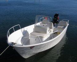 2009 - Allmand - 13 Center Console Open Fisherman